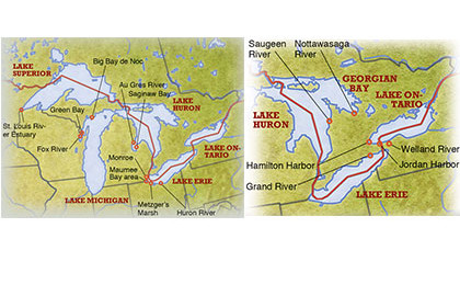 Great-Lakes,-Great-Catfishing-Feature-In-Fisherman