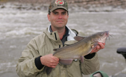 It's no mystery why some of the best catfishing of the year often takes place in a tailwater area