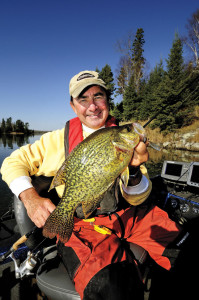 Big-Crappie-Shore-Sunny-In-Fisherman