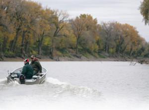 River-Overcast-Boat-Lead-In-Fisherman