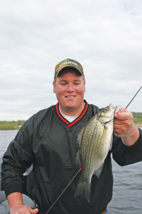 The white bass is considered by many to be America's sportiest panfish.