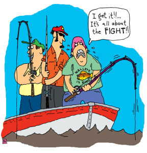 Its-All-About-The-Fight-Illustration-In-Fisherman