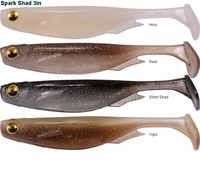 Overview of the Spark Shad by Megabass.