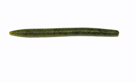 Uncle Josh Bait Company began to slowly introduce its Kalin's Sizmic Wac-O-Worm to the fishing