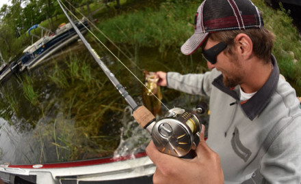 Not long ago, round reels dominated the baitcasting reel scene. Classics come to mind—Abu