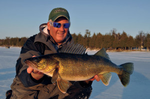 Stealth is an important element to shallow success for Guide Bret Alexander.