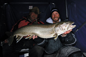 Lake-Trout-Ice-Fishing-In-Fisherman