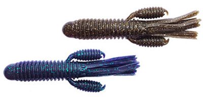 Reins Fishing's Craw Tube was unveiled to the angling world at the 2014 International Convention of Allied Sportfishing Trades.