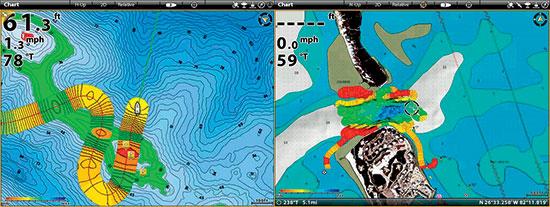 Dynamic Lake Mapping Today InFisherman - Lake mapping software