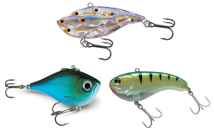 Lipless rattlebaits are deadly on a variety of predators. Their secret? A tantalizing mix of tight