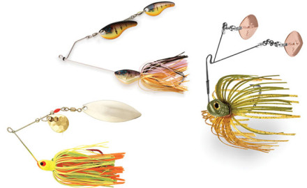 While tackle fads come and go, spinnerbaits have remained a staple of the bassin' trade for