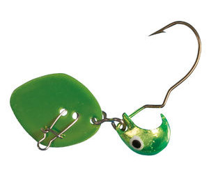 Fin-Tech Fishing Tackle's 1/16- and 1/8-ounce Nuckle Ball