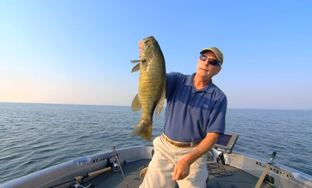 Doug Stange explains his swimbait rigging and system for smallmouths.
