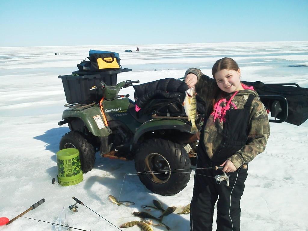 Daddy Daughter Trip In Fisherman