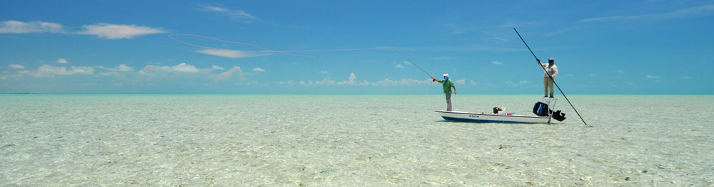 Saltwater fly fishing setups in fisherman for Salt water fly fishing
