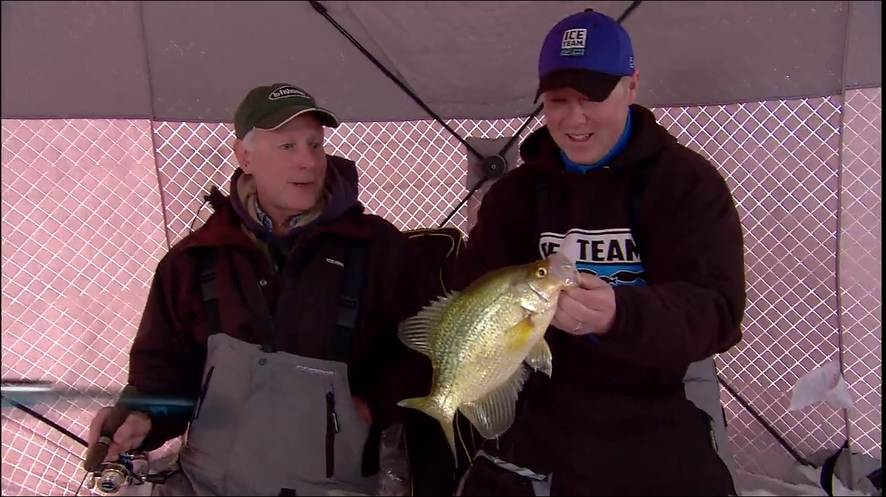 Ice Time Crappies