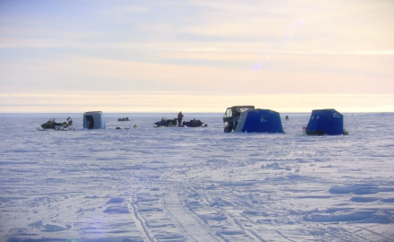 In-Fisherman highlights some of the finest fishing locations on ice.