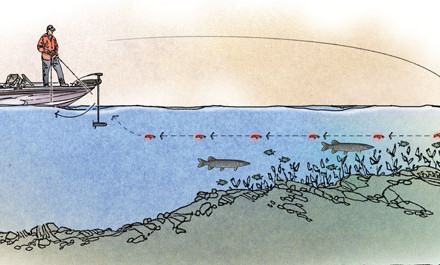 Dreams of battling behemoth muskies often focus on warm-weather patterns of the Summer Peak and