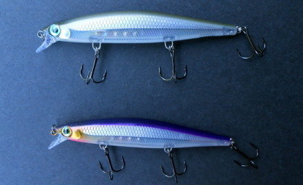 An interview with Dave Lefebre and Bernie Schultz on how they like to fish the Rapala Shadow Rap.