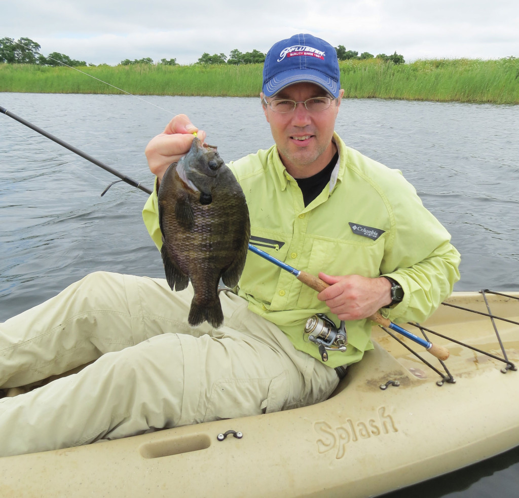 2015 Kayaks For Panfish
