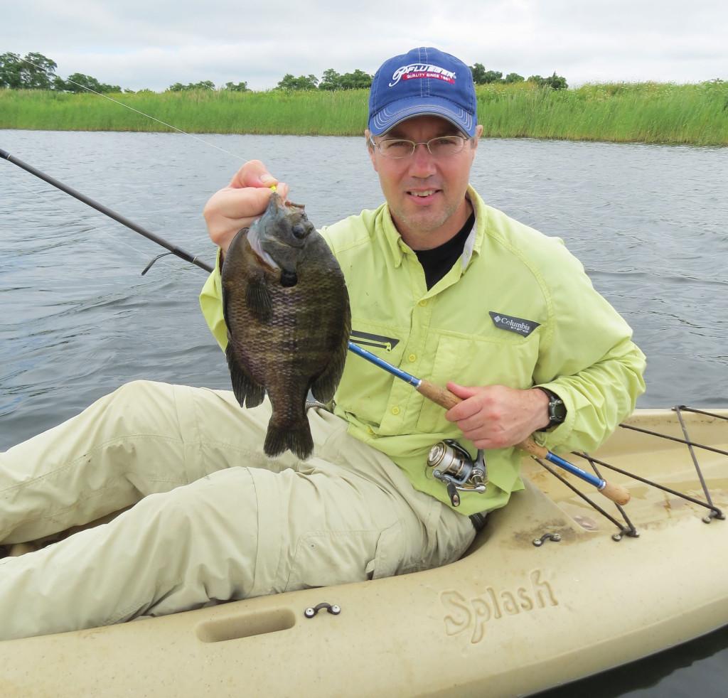 2015 Kayaks For Panfish