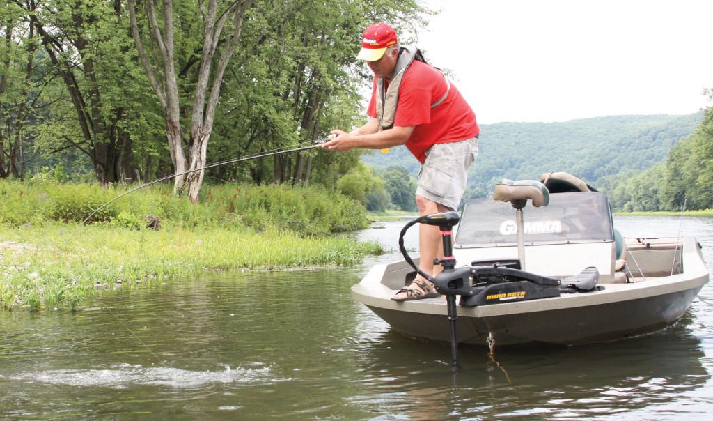 River Smallmouth Bass