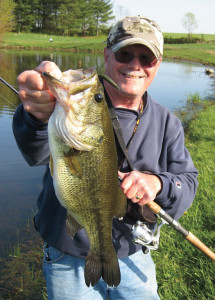 Big Bass In Small Lakes