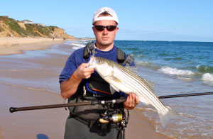 Striper fishing tackle