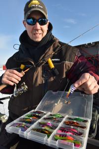 Ice Fishing Walleye Lures