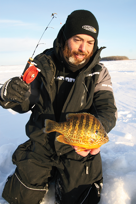 Catching Giant Panfish