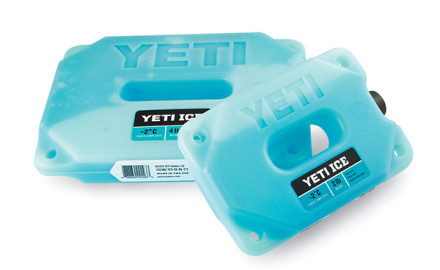 Yeti coolers and Yeti Ice are an In-Fisherman favorite  in the field. Check out this video