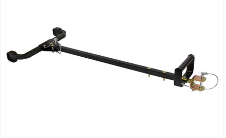 Clam's Pro Series Tow Hitch is ultra durable and easy to use.