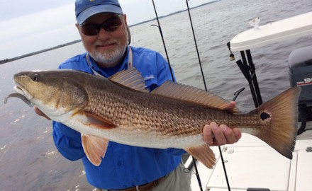 On March 16, Daniel Nussbaum, who is president of Z-Man Fishing Products and resides in Ladson,