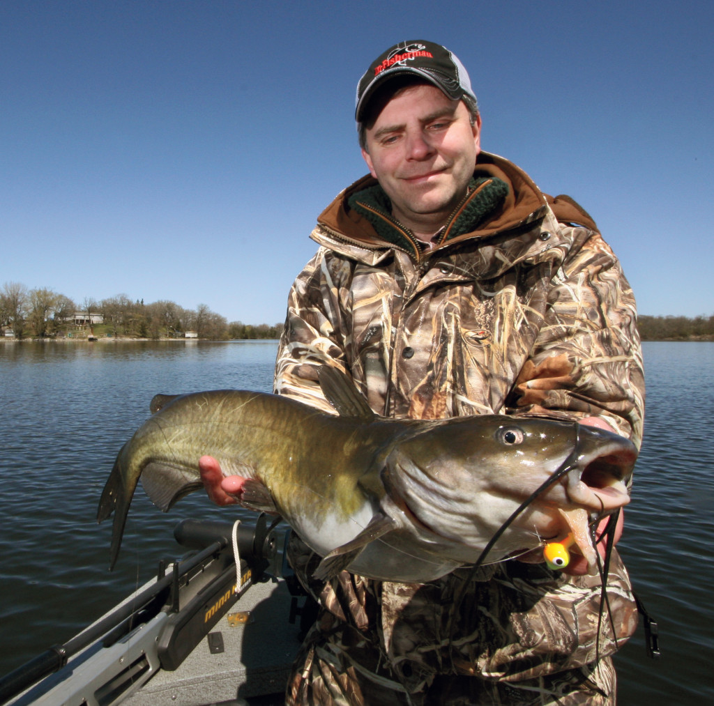 River Channel Catfish
