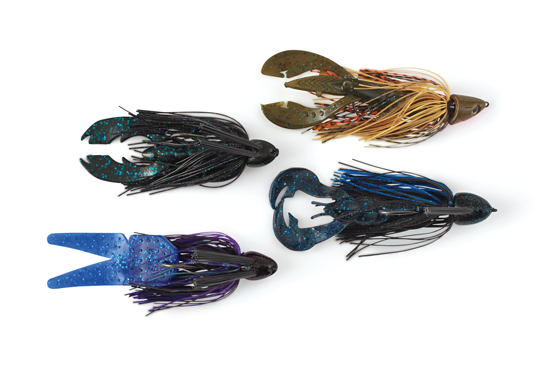Bass Jig Options