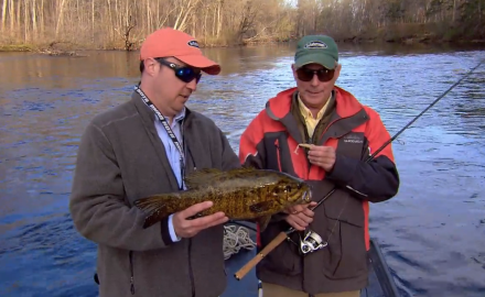 The In-Fisherman crew takes the mystery out of finding early season fishing patterns, as they