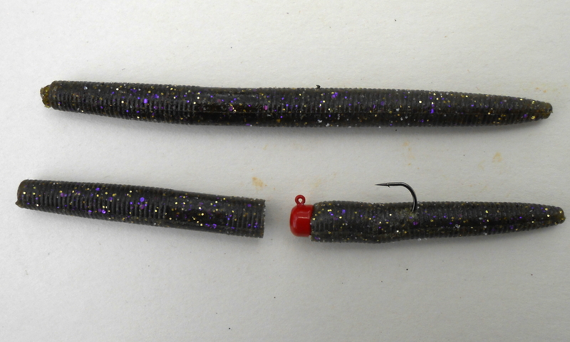 Z-Man's Green-Pumpkin-Goby Finesse Baits