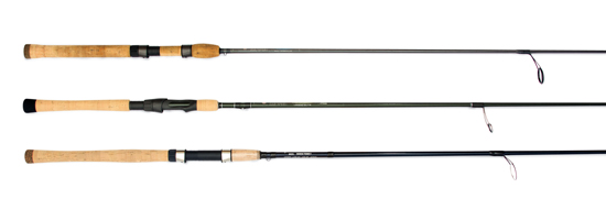 Exceptional Pitching Rods For Walleye