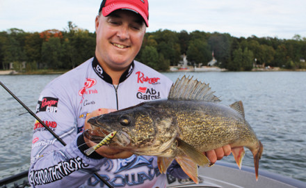 Walleye Tournament Trends