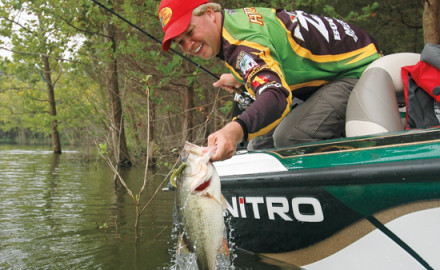 Top anglers give their advice on several characteristics to catching bass.