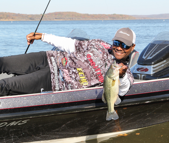 Best southern bass fishing in fisherman for Best fishing in southern california