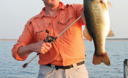 Bass jigs should always have a place in your boat.