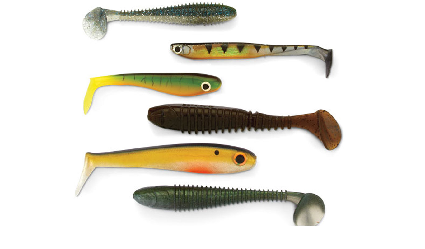 Plastic Lures for Walleye