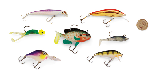 Minnow Baits For Bluegills