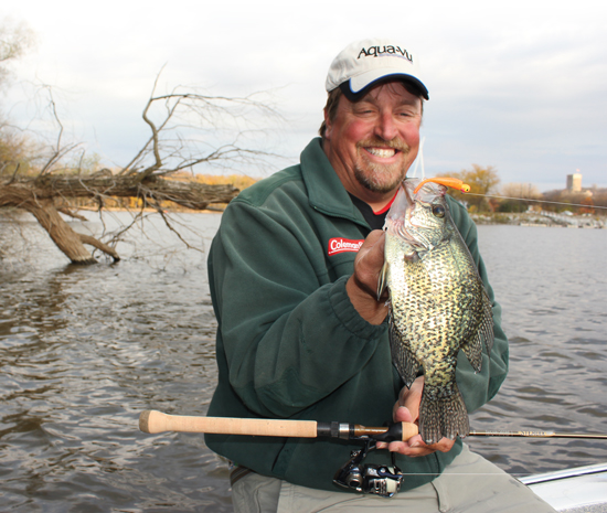 Pitch for Crappies