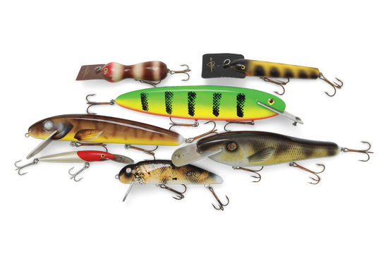 Giant Muskie Lures