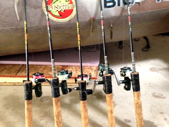 Midwest Finesse Rods: an Update