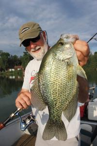 Summer Into Fall River Panfish