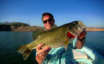 The In-Fisherman crew features the two best destinations for huge Mexico largemouth bass.