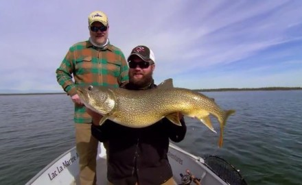 The In-Fisherman staff takes you on a mission for monsters, as they cast for shallow late-season